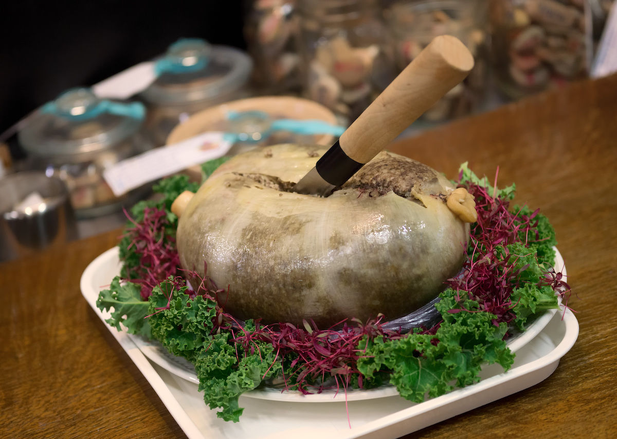Haggis with a knife in it 1200x853 1