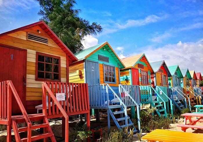 coco beach camp nha go min