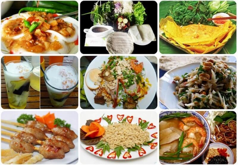 Du lịch Đà Nẵng nên ăn gì?