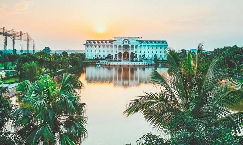 """Resort gần Hà Nội theo phong cách sang trọng """"FLC Vĩnh Thịnh Resort"""""""