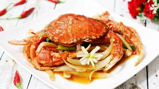 """Món ngon đặc biệt tại Phú Quốc """"Ghẹ Hàm Ninh"""""""