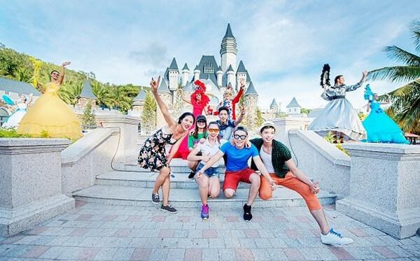 Khu vui chơi và giải trí ở Nha Trang