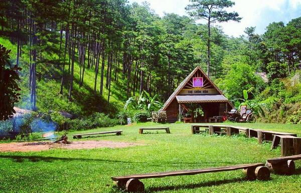 Địa điểm Du lịch đà lạt: Làng cù lần