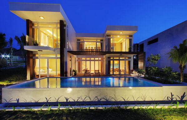 Resort 4 sao Mũi Né theo phong cách thiết kế hiện đại
