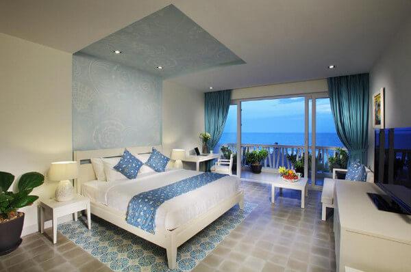 Phòng ở trong khu resort