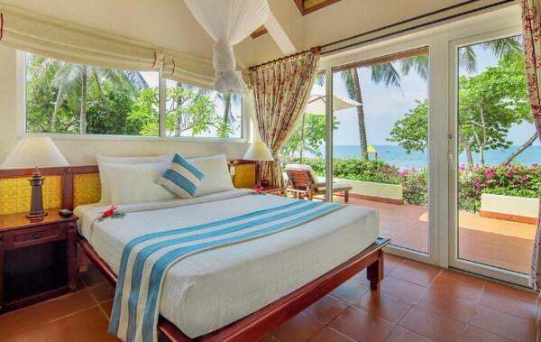 Resort 4 sao Mũi Né thiết kế theo phong cách Simple