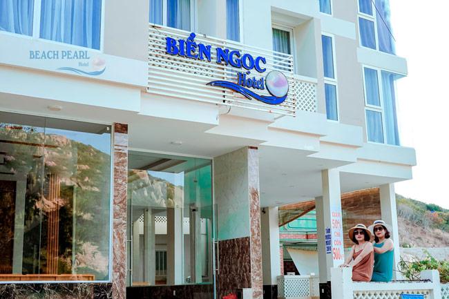 Khách sạn ở đảo Bình Ba