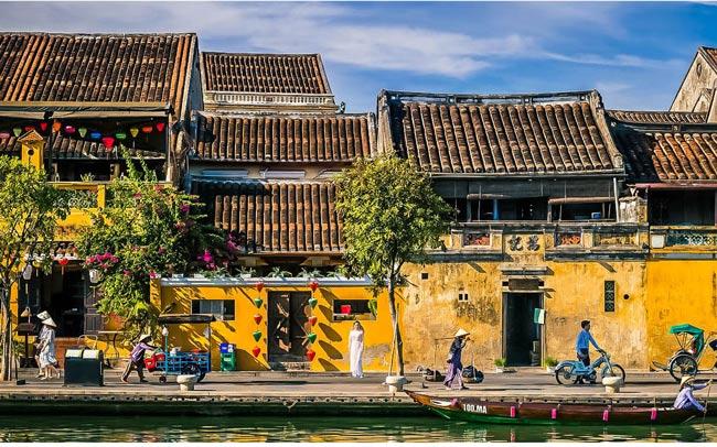 Tour Hoi An Resorts International Vietnam