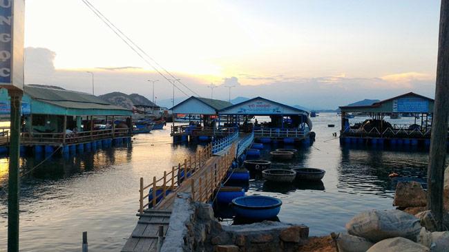 Resorts đảo Bình Ba