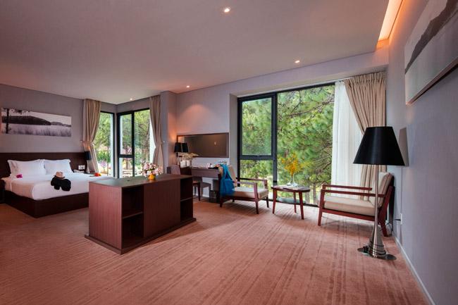 Khách sạn 4 sao terracotta Đà Lạt