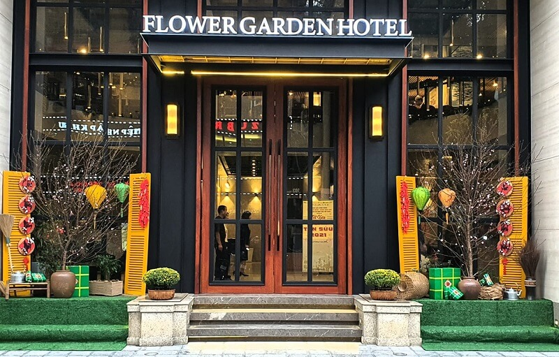 FLOWER GARDEN HOTEL HA NOI 1