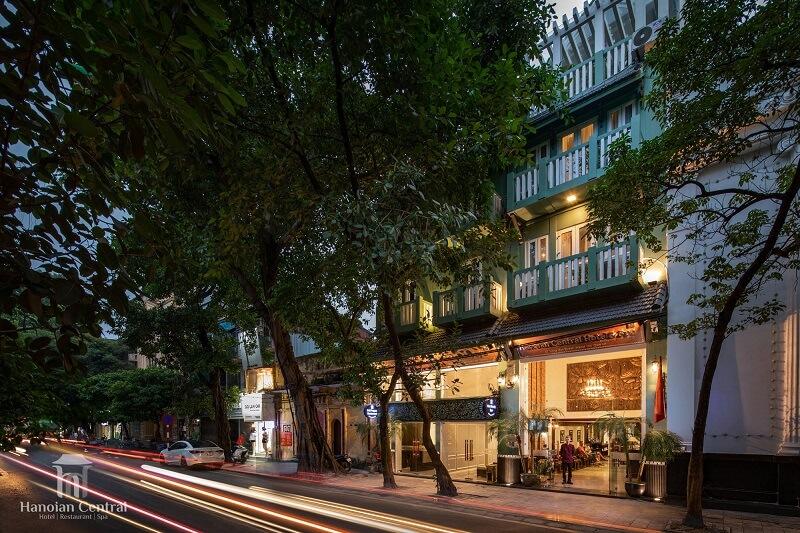 HANOI PARADISE CENTER HOTEL SPA