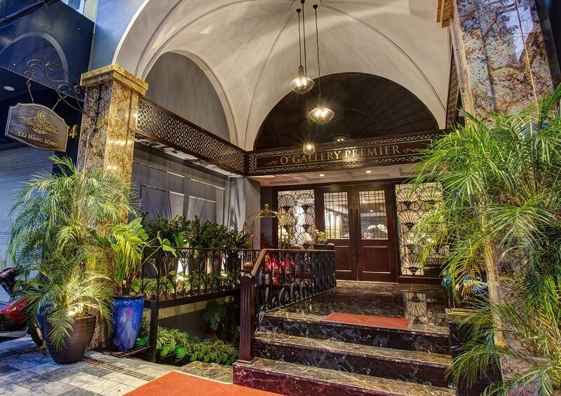 OGALLERY PREMIER HOTEL SPA 2