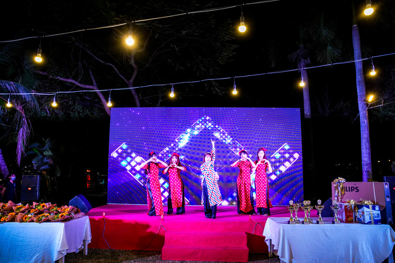 year end party resort international vietnam 6