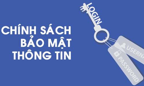 chinh sach bao mat thong tin rivn