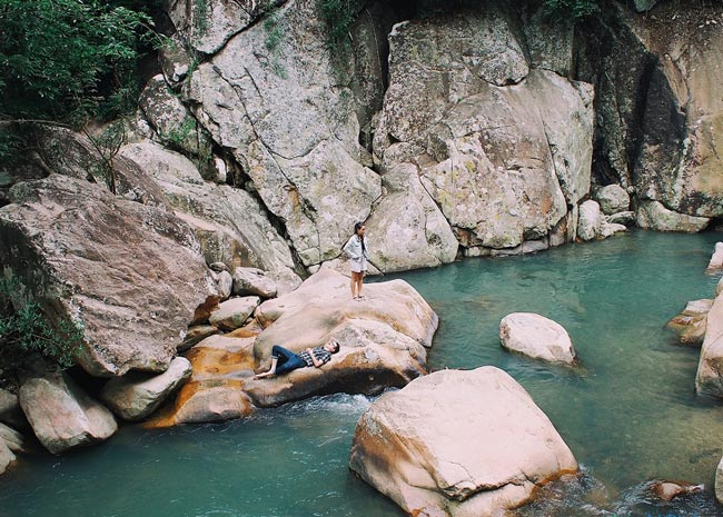 khu du lich Ba Ho Nha Trang 12