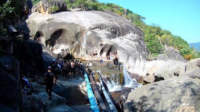 khu du lich Ba Ho Nha Trang 4
