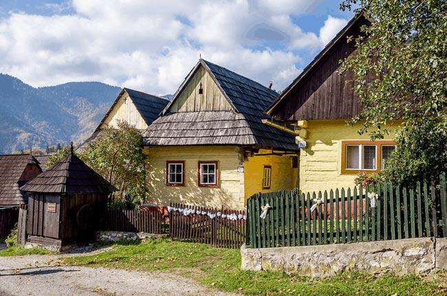 lang co vlkolinec slovakia rivn