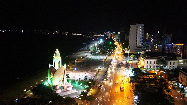 Vẻ đẹp Nha Trang Về Đêm