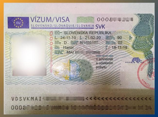 Visa du lịch Slovakia