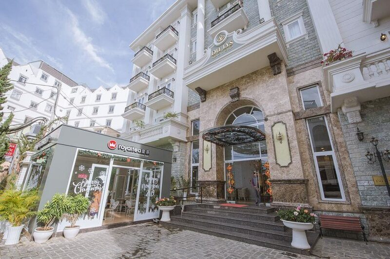 Hotel Du Lys Da Lat
