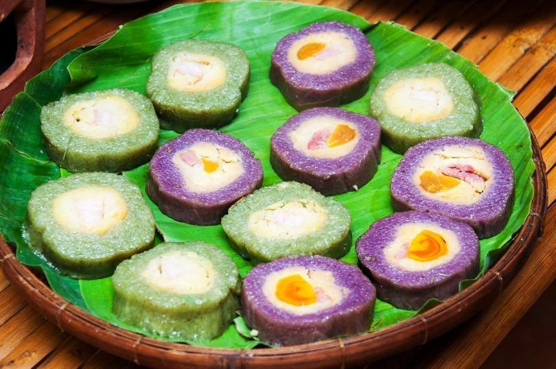 Bánh tét mật Phú Quốc