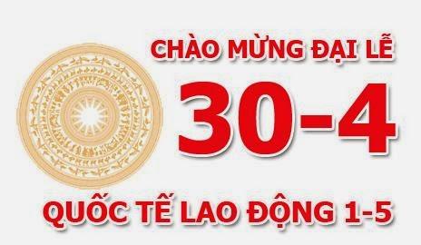 lich nghi le 30 4 1 5 resorts international vietnam